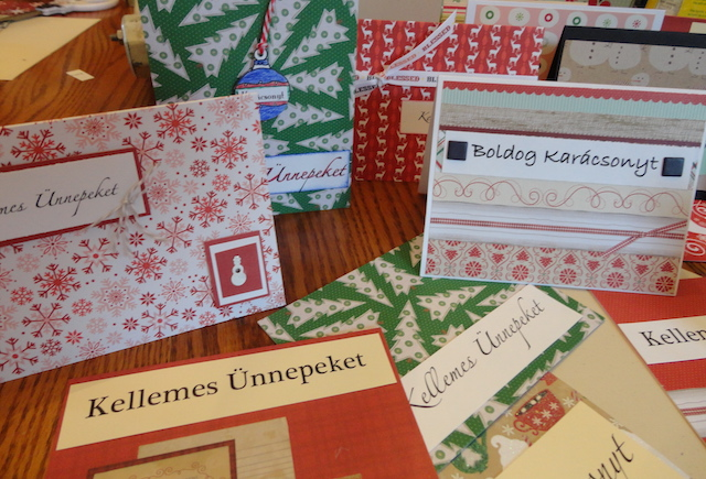 Christmas cards with a magyar touch magyar living christmas cards with a magyar touch m4hsunfo