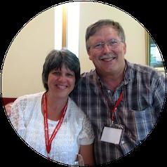Don & Liz Vos Magyar Living